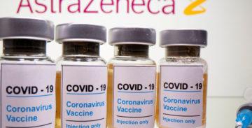 La llamada vacuna de Oxford es una de las cuatro que encabezan la carrera contra el covid-19. Foto: REUTERS - Dado Ruvic