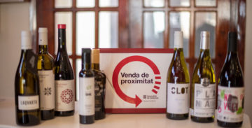 Los vinos catalanes también son productos de proximidad.